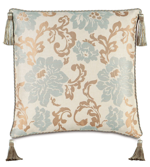 "Beckford Silk Decorative Pillow 27"" x 27"""