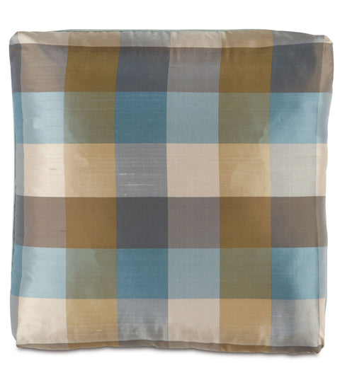 "Beckford Silk Decorative Pillow 22"" x 22"""
