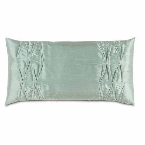 "Beckford Silk Decorative Pillow 11"" x 21"""
