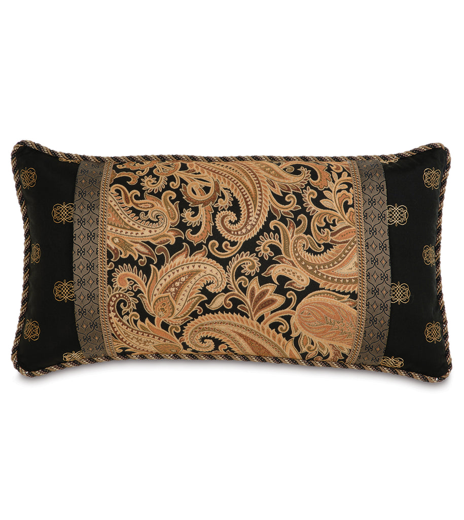 "Wales Decorative King Sham Cover 21"" x 37"""