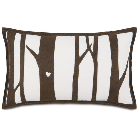 "Tree Hugger Decorative Pillow 13""x22"""