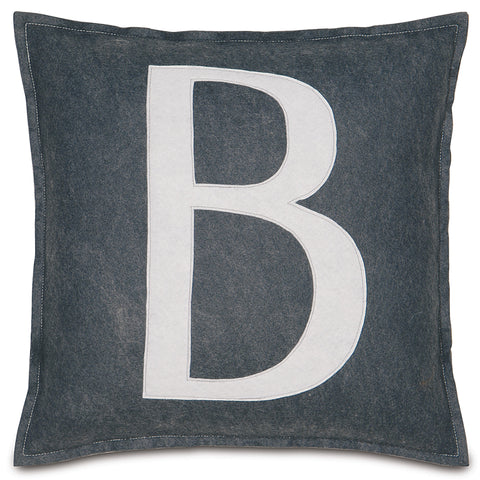 "Spell It Out Decorative Pillow 16""x16"""