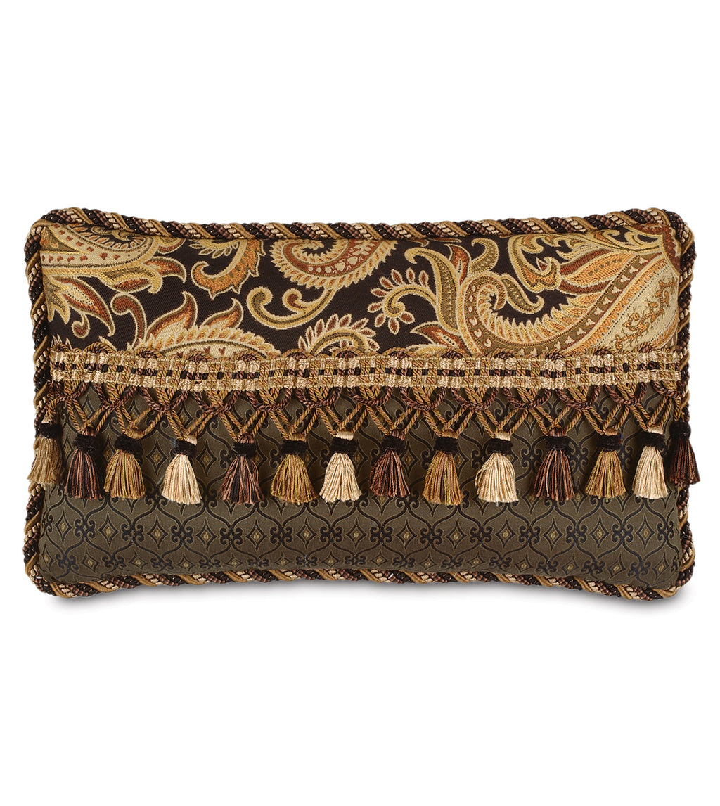 "Wales Decorative Pillow 13"" x 22"""