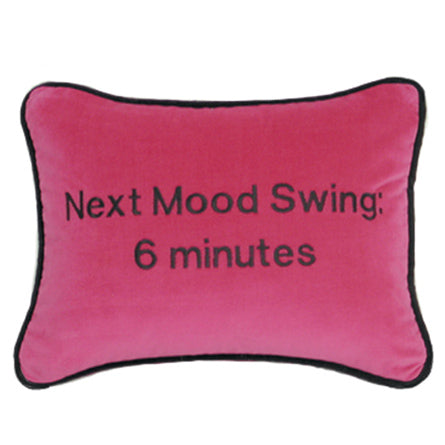 Next mood swing: 6 minutes