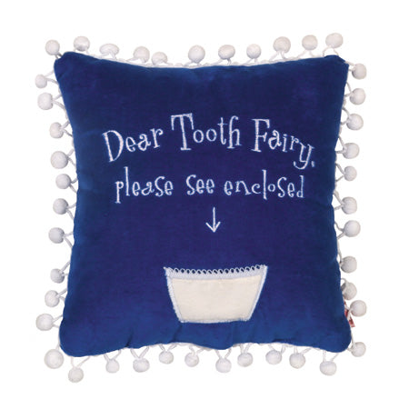 Dear Tooth Fairy…