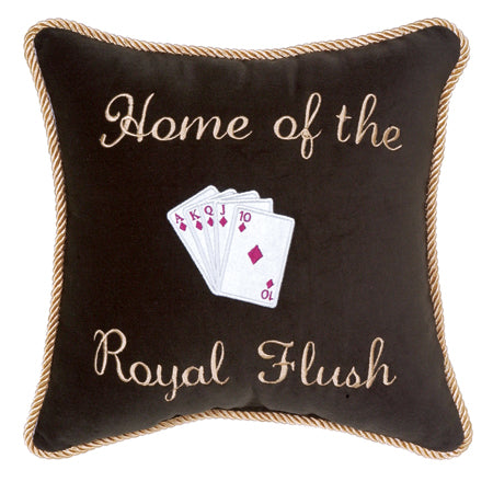 Home of the royal flush