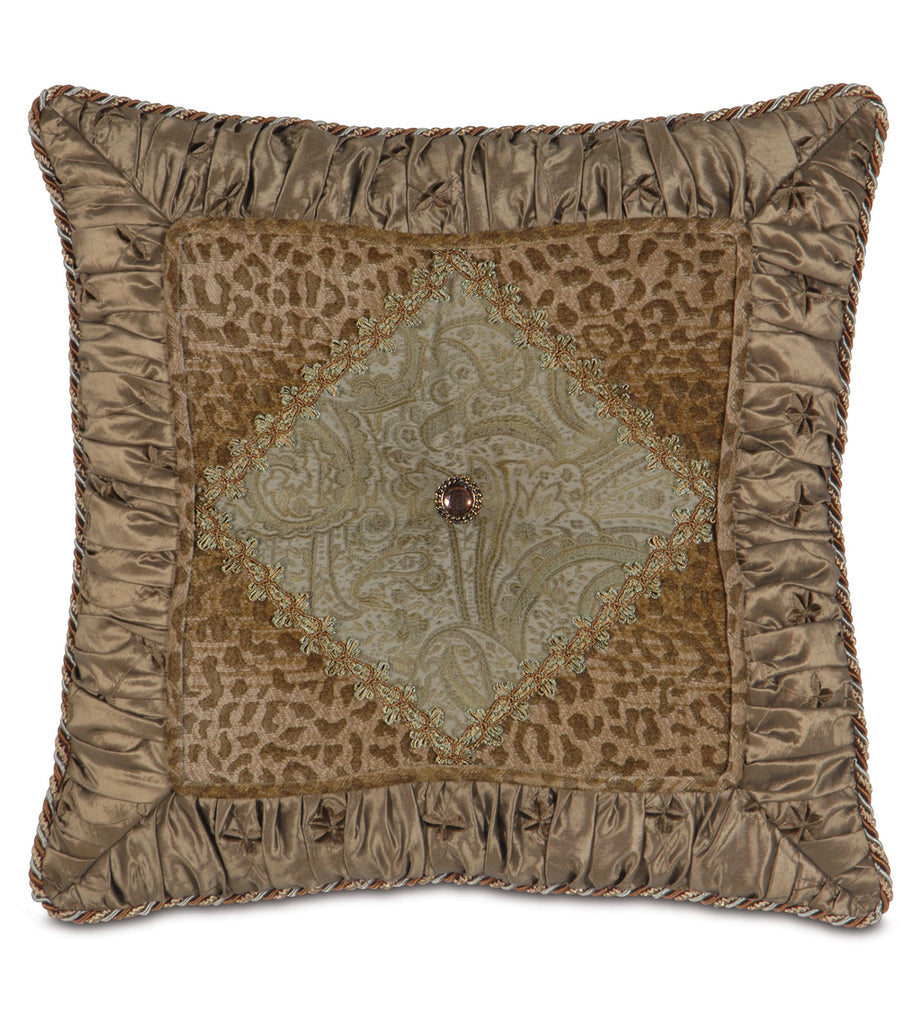 "Palais Collection Decorative Pillow 22"" x 22"""