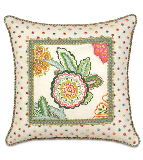 "Lavergne Decorative Pillow 22"" x 22"""
