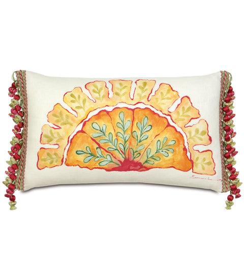 "Lavergne Decorative Pillow 13"" x 22"""