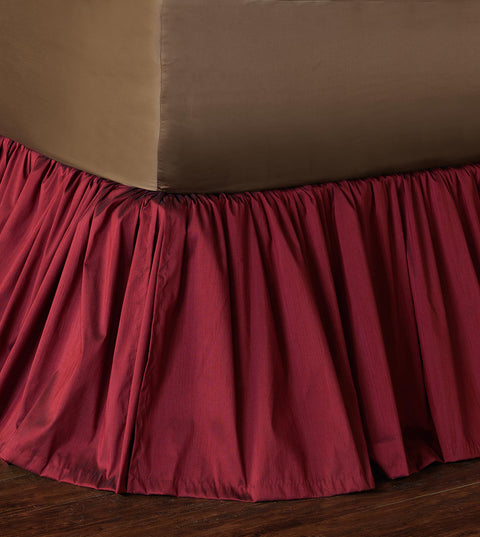 Elizabeth Satin Bed Skirt (Queen 60x80)