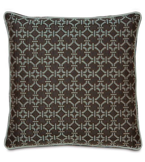 "Vénus Decorative Pillow 27"" x 27"""