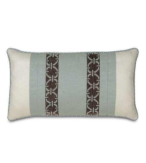 "Vénus Decorative Pillow 15"" x 26"""