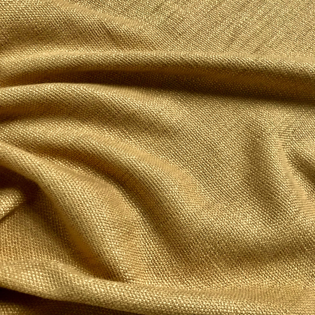 Rustic Country Tan Woven Upholstery Fabric 54""