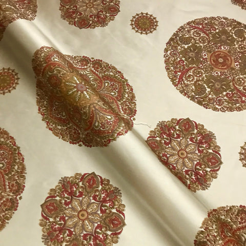 Boho Medallion Lightweight Home Decor Fabric - 54""