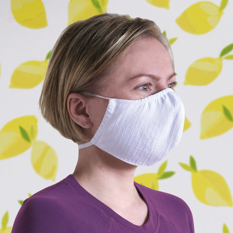 Eastern Accents Washable 100% Cotton Cloth Face Mask