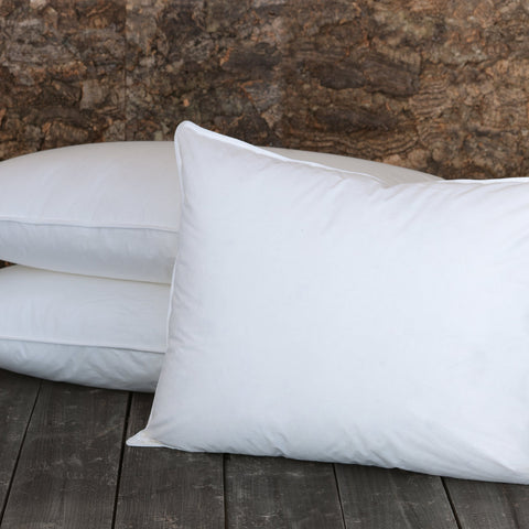 Charleston Hypoallergenic Down Alternative Bed Pillow