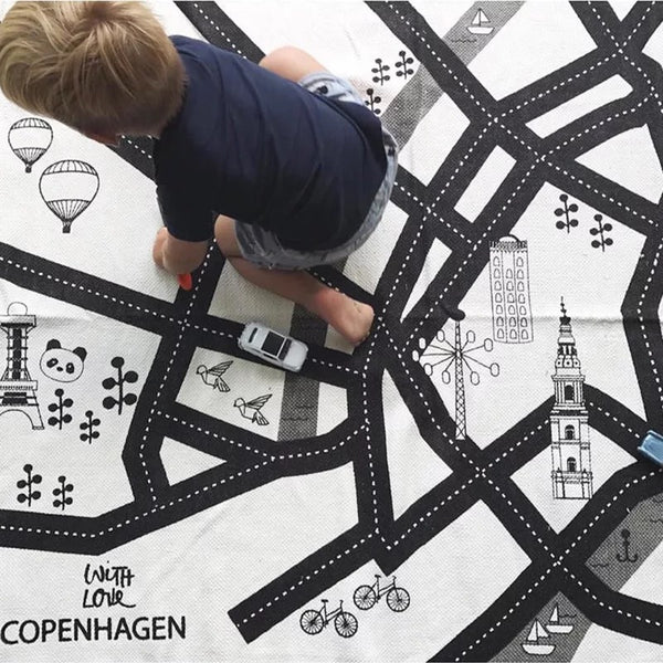 Road Playmat