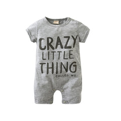 New Fashion baby Romper unisex cotton Short sleeve