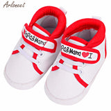 I Love Papa & Mama Baby sneaker first walkers