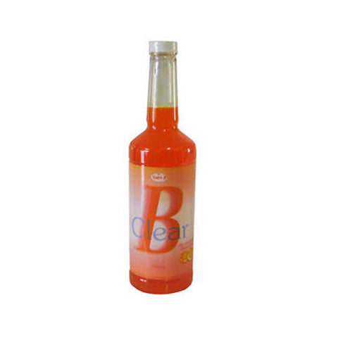 B-clear One Hour Detox Orange/Mandarin