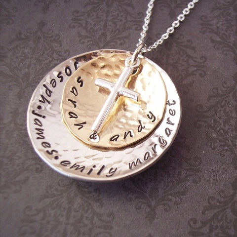 God's Blessings Necklace