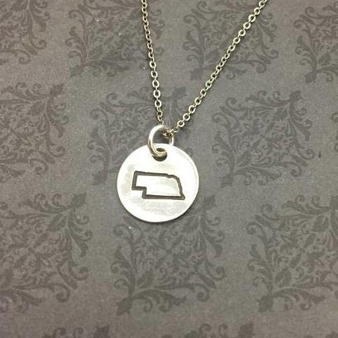 State Simplicity Necklace