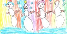 Holiday Cards by Ms. Trammell's Class