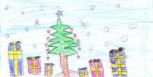 Holiday Cards by Ms. Kim's Class