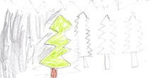 Holiday Cards by Ms. Jeffries's Class