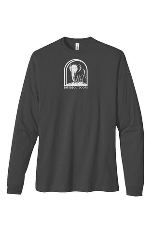 Bantoo long sleeve eco tshirt