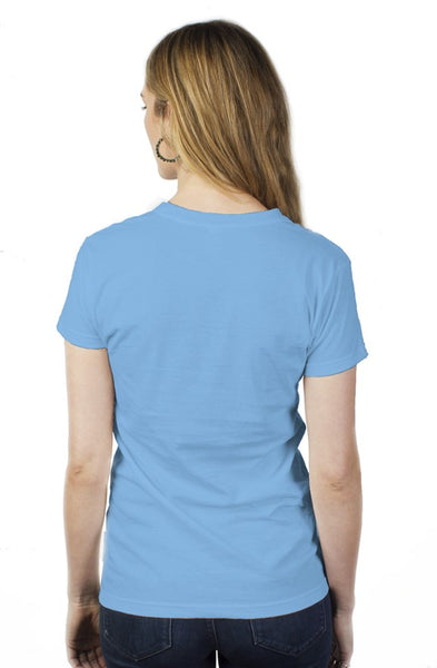 Bantoo Surf womens Pocket tshirt