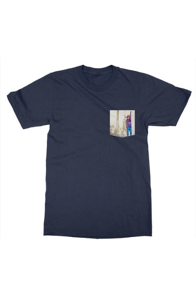 Bantoo mens pocket Tee