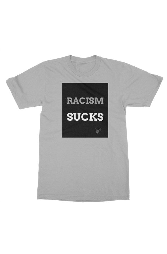 Racism Sucks mens t shirt