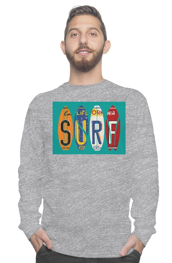 Bantoo Surf long sleeve tee