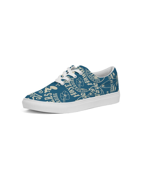 Surf Women's Lace Up Canvas Shoe