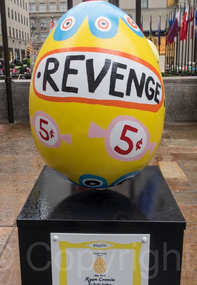 Faberge Egg - The Big Egg Hunt NYC