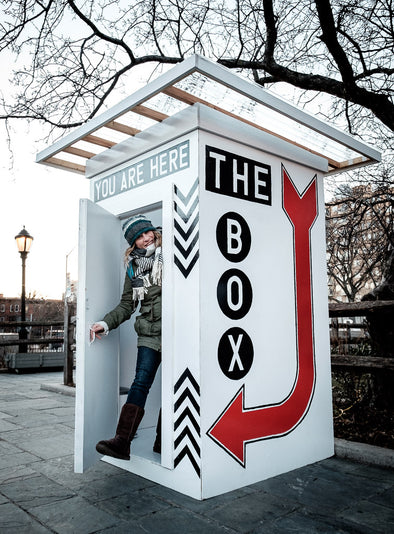 The Box @ the Old Stone House in Park Slope, BK May 12th (12:00 to 5:00)