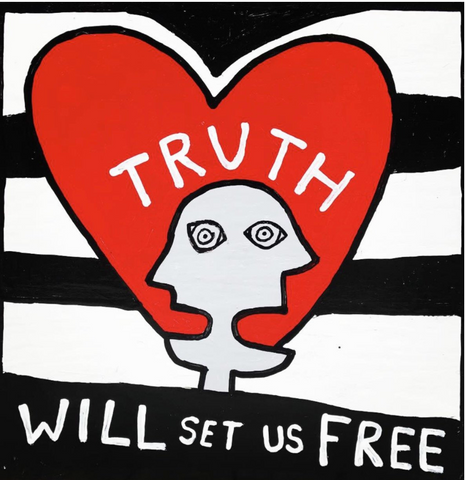 The Truth Will Set Us Free by Ryan Cronin