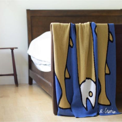 Fish Throw Blanket