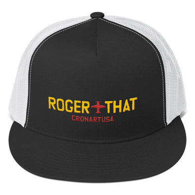 Roger That Five Panel Trucker Cap