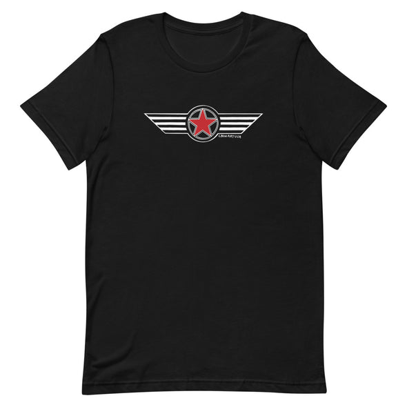 Wings Short-Sleeve Unisex T-Shirt