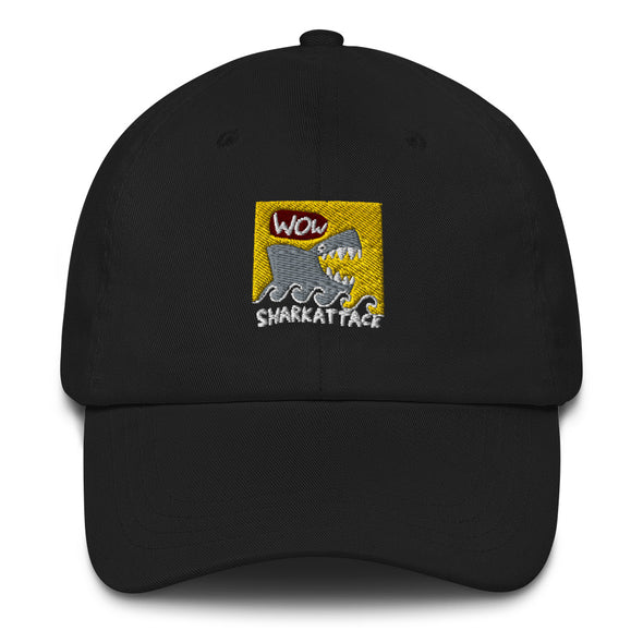WOW! Shark Attack Dad hat