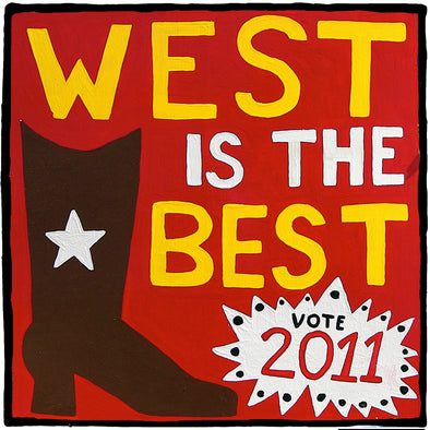 West Is The Best