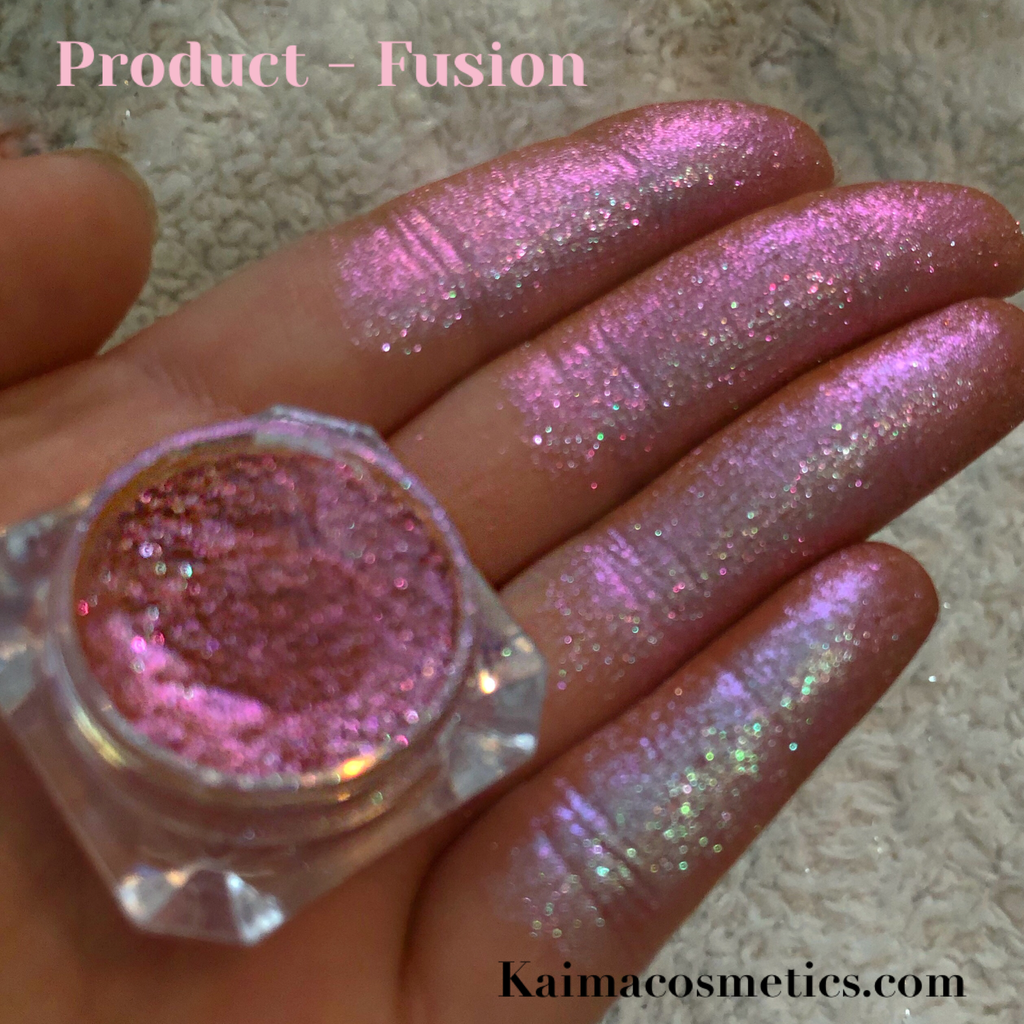 Diamond Duochrome - Fusion - Kaima cosmetics