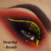 Diamond Glitter Eyeshadow - Royale - Kaima cosmetics
