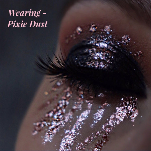 Diamond Glitter Eyeshadow - Pixie - Kaima cosmetics