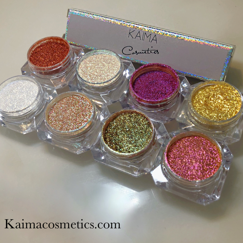 Mix & Match any 8 ( Adhesive included ) - Kaima cosmetics