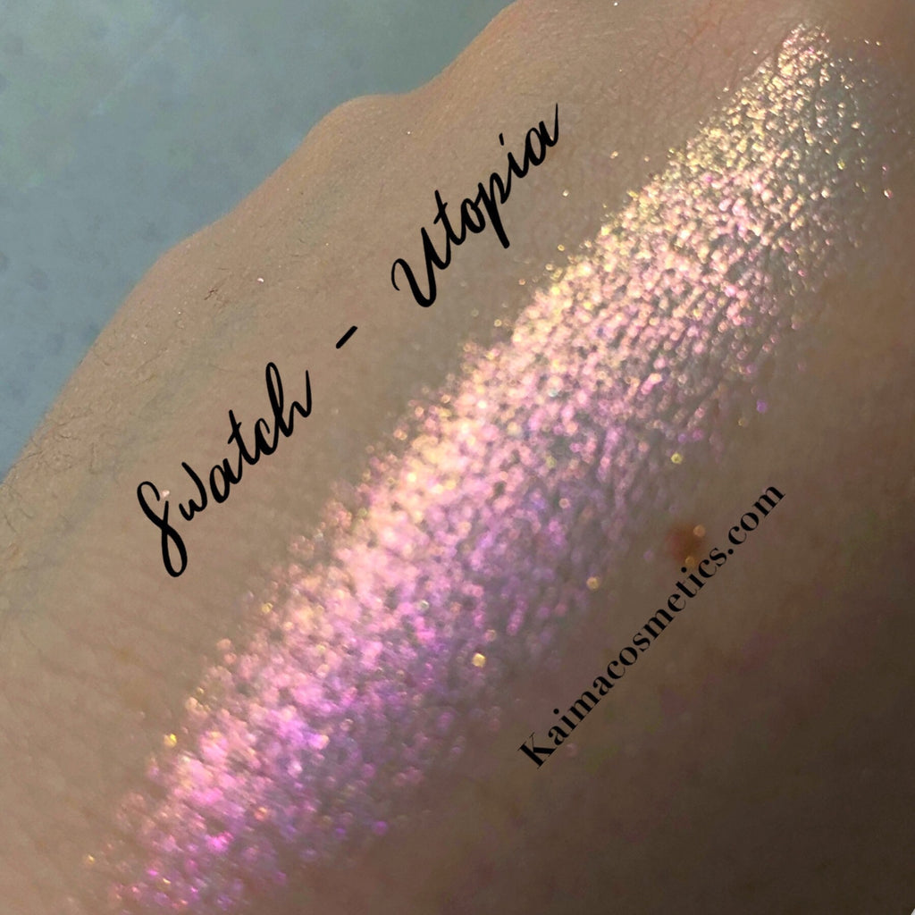 Diamond Duochrome - Utopia - Kaima cosmetics