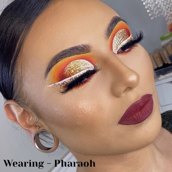 Duochrome Eyeshadow Pigment - Pharaoh - Kaima cosmetics