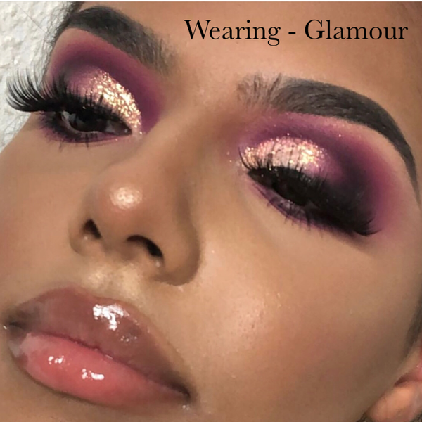 Diamond Glitter Eyeshadow - Glamour - Kaima cosmetics
